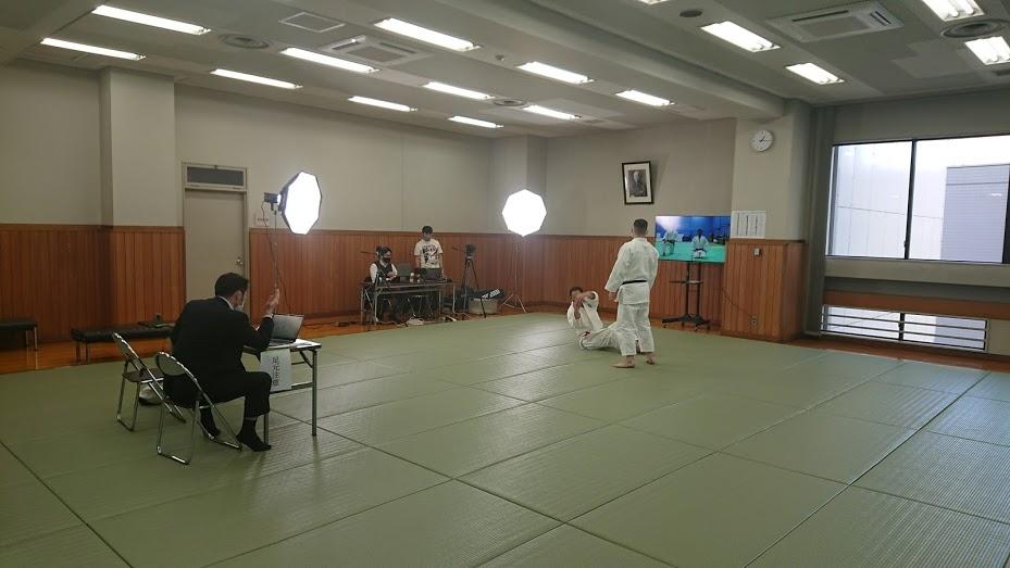 """Judo Exchange Program """"Japan-ASEAN JITA-KYOEI PROJECT"""" Online Seminar by Kodokan2"""