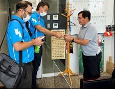 Japan Cricket Association (JCA) × TIAS August 5th- NETWORKING: TIAS 5th Batch Students at Global Sport Innovation Building (GSI), TAIIKU-UT6