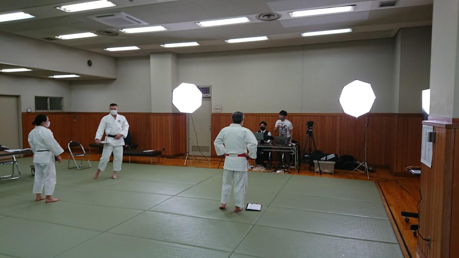 """Judo Exchange Program """"Japan-ASEAN JITA-KYOEI PROJECT"""" Online Seminar by Kodokan3"""