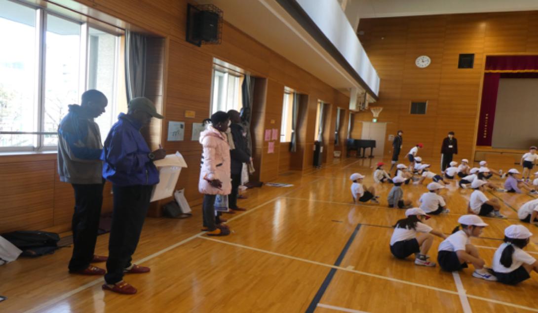 【スポーツ庁委託事業】ウガンダ共和国における小学校教員向け体育指導書策定支援2